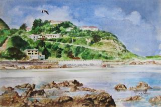'Island Bay 2' by Zad Jabbour