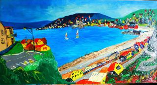 'View from Wadestown' by Vincent Duncan