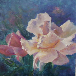 'Last Rose of Summer' by Jan Thomson