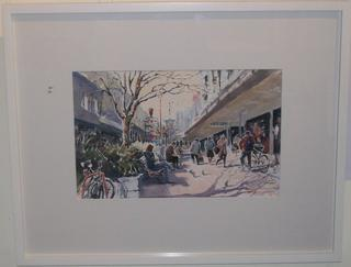 'Cuba Mall' by Dianne Taylor (SOLD)