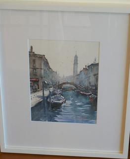 'Venice' by Dianne Taylor (SOLD)