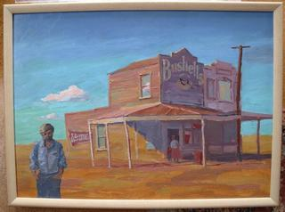 'Old Shop' by Bill MacCormick