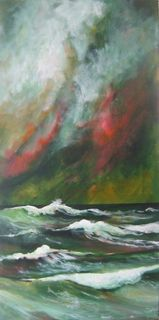 'Sea Sky 3'  by Rob McGregor (SOLD)