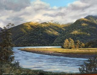 'West Coast River' by Sam Earp