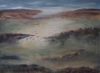 'A Higher Roost' by Liz Turnbull
