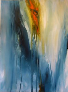 'Day Dream 9' by Claudia Grutke (SOLD)