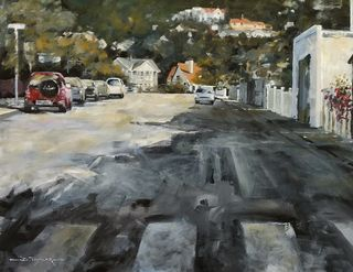 'Hobson St' by Dianne Taylor