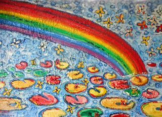 'Over the Rainbow' by Vincent Duncan