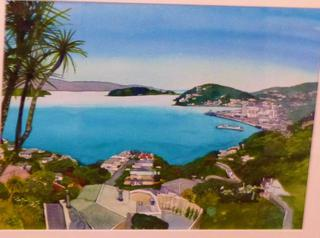 'A Wellington View' by Joy de Geus (SOLD)