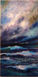 'Sea and Sky' by Rob McGregor (SOLD)