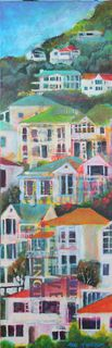 'Wellington Absolutely' by Rob McGregor (SOLD)