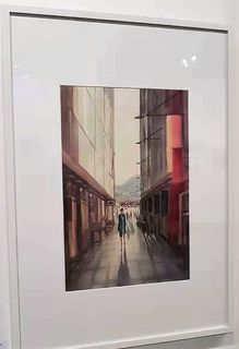 'Chews Lane' by Samantha Quoi (SOLD)