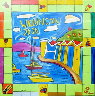'Wellopopoly' by Vincent Duncan
