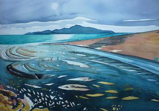 'Kapiti Dream' by Joy de Geus (SOLD)