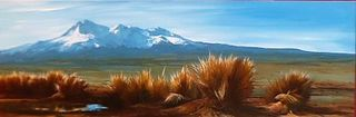 'Mt Ruapehu' by Graham Moeller