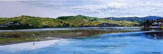 'Paraemata Inlet' by Ronda Thompson (SOLD)