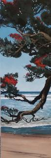 'Pohutukawa' by Graham Moeller (SOLD)