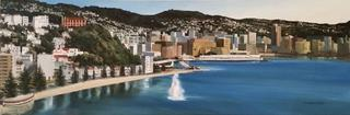'Wellington City' by Graham Moeller