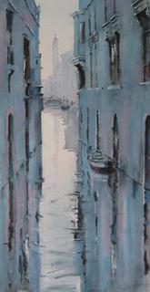 'A Venice Morning' by Dianne Taylor (SOLD)