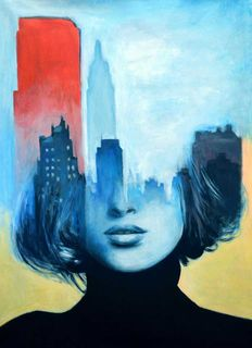 New York Blend by Escha van den Bogerd