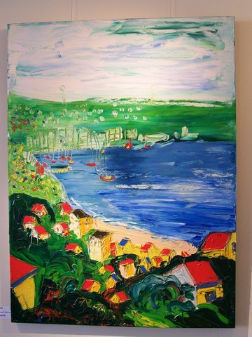'Roseneath 1' by Vincent Duncan (SOLD)