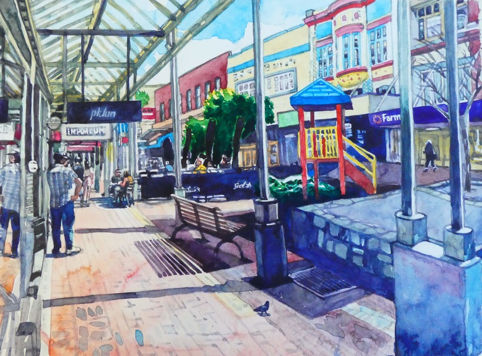 'Cuba Mall' by Joy de Geus