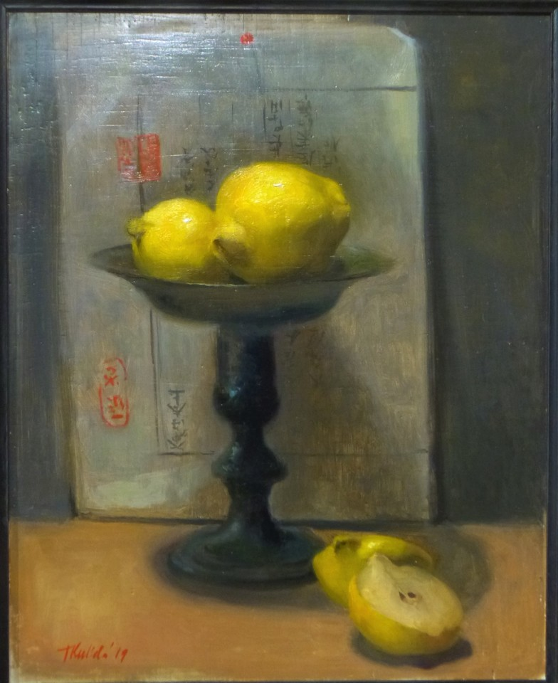 'Quinces' by Tatyana Kulida (SOLD)