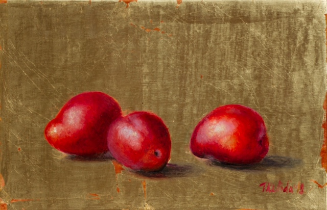 'Hawkes Bay Plums' by Tatyana Kulida