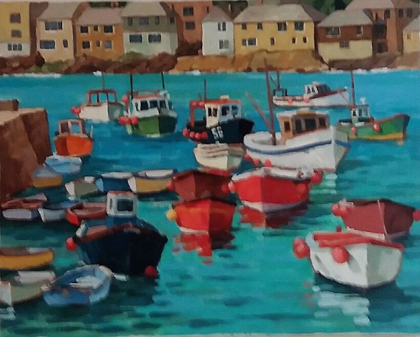 'St Ives Cornwall' by Bill MacCormick