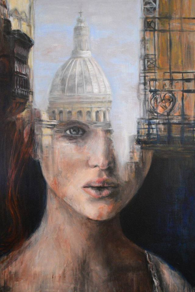 'Italian Blend Rome' by Escha van den Bogerd (print or commission version only)