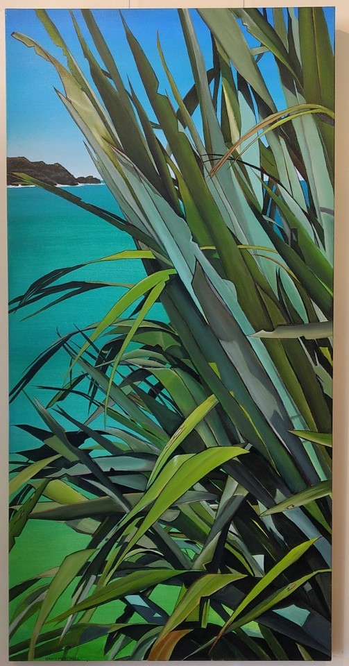 'Coastal Flax' by Arna Marshall