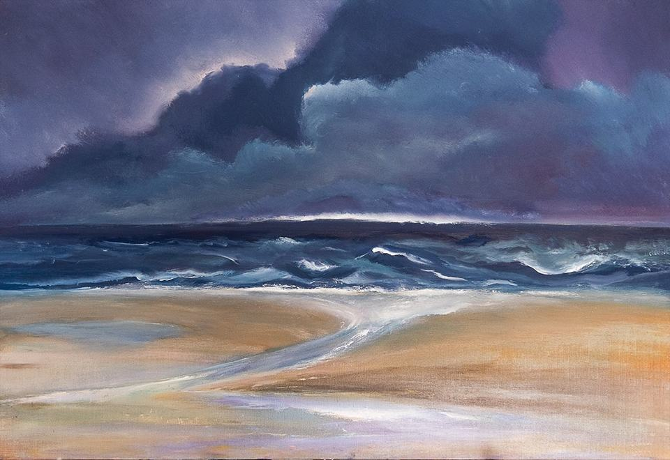 'Southerly Storm' by Mark Hill