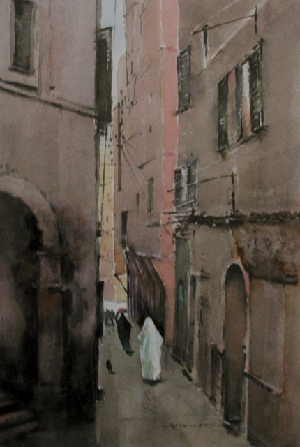'Algiers' by Dianne Taylor (SOLD)