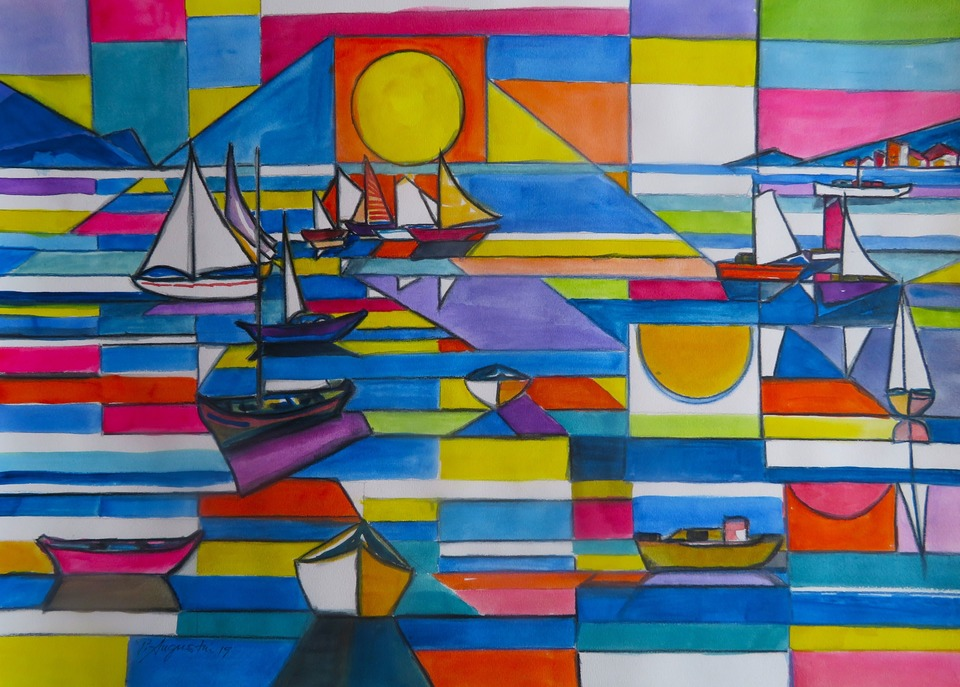 'Kapiti Boats 3' by Peter Augustin