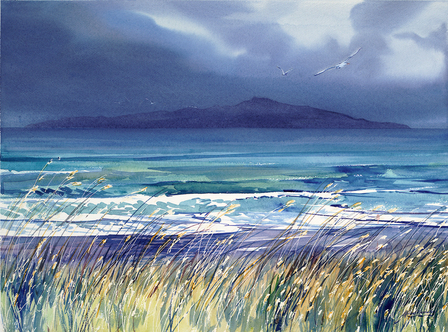 Kapiti Broods'by Alfred Memelink (SOLD)