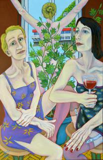 'After Spring' by Gabriel Heimler and Anna Proc (SOLD)